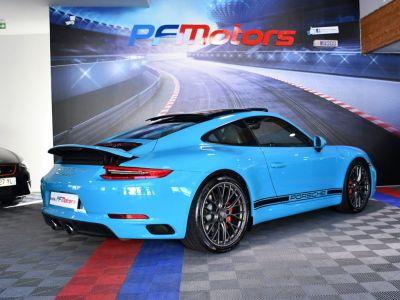 Porsche 911 991 Phase 2 Carrera S PDK 3.0 Turbo 420 GPS BOSE Caméra PDLS Pack Chrono TO Echappement Sport JA 20 - <small></small> 104.991 € <small>TTC</small> - #22