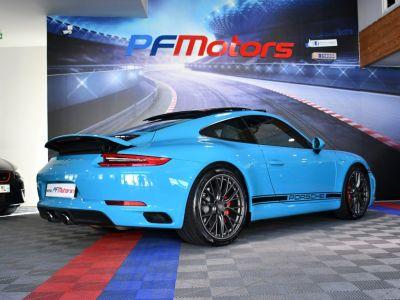 Porsche 911 991 Phase 2 Carrera S PDK 3.0 Turbo 420 GPS BOSE Caméra PDLS Pack Chrono TO Echappement Sport JA 20 - <small></small> 104.991 € <small>TTC</small> - #23