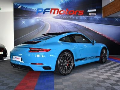 Porsche 911 991 Phase 2 Carrera S PDK 3.0 Turbo 420 GPS BOSE Caméra PDLS Pack Chrono TO Echappement Sport JA 20 - <small></small> 104.991 € <small>TTC</small> - #26