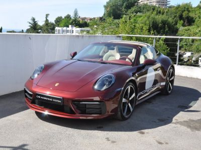 Porsche 911 992 TARGA 4S HERITAGE EDITION 450 BVM - <small>A partir de </small>2.690 EUR <small>/ mois</small> - #16