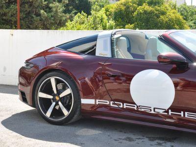 Porsche 911 992 TARGA 4S HERITAGE EDITION 450 BVM - <small>A partir de </small>2.690 EUR <small>/ mois</small> - #35