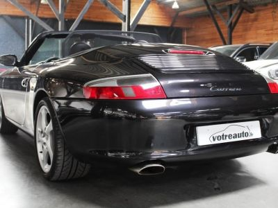 Porsche 911 (996) (2) CABRIOLET 3.6 CARRERA - <small></small> 39.900 € <small>TTC</small> - #10