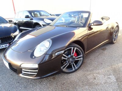 Porsche 911 997 4S PDK Cabriolet 385Ps/XLF Jantes 19 Turbo II Regulateur Pasm PCM.... - <small></small> 68.890 € <small>TTC</small>