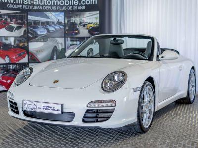 Porsche 911 (997) CARRERA CABRIOLET PHASE 2 3L6 345CV - <small></small> 70.900 € <small>TTC</small> - #1