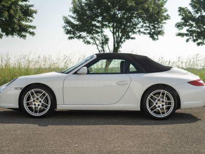 Porsche 911 (997) CARRERA CABRIOLET PHASE 2 3L6 345CV - <small></small> 70.900 € <small>TTC</small> - #3