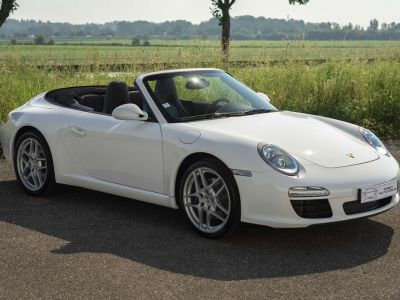 Porsche 911 (997) CARRERA CABRIOLET PHASE 2 3L6 345CV - <small></small> 70.900 € <small>TTC</small> - #7