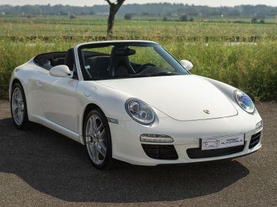 Porsche 911 (997) CARRERA CABRIOLET PHASE 2 3L6 345CV - <small></small> 70.900 € <small>TTC</small> - #8