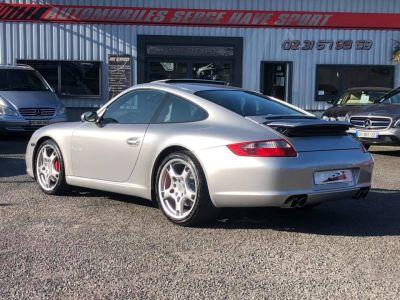 Porsche 911 997 Carrera S 3.8 355ch BVM6 - <small></small> 52.990 € <small>TTC</small> - #4