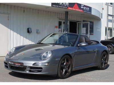 Porsche 911 997 Carrera S Cabriolet 3.8i Tiptronic S A - <small></small> 52.990 € <small>TTC</small> - #1