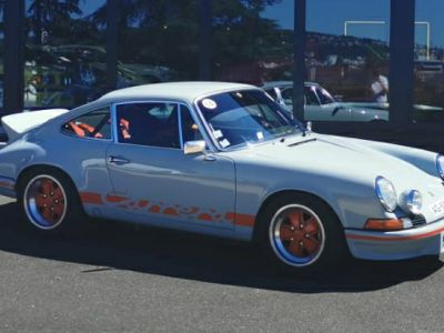 Porsche 911 BACKDATING 2.7 RS - <small></small> 125.000 € <small>TTC</small> - #1