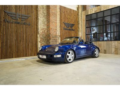 Porsche 911 Cabrio - WTL - Zeer mooi! - <small></small> 49.989 € <small>TTC</small> - #7