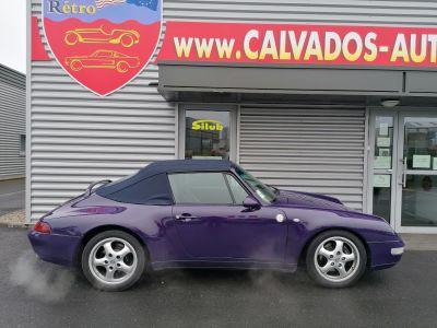 Porsche 911 CABRIOLET - <small></small> 56.900 € <small>TTC</small> - #2