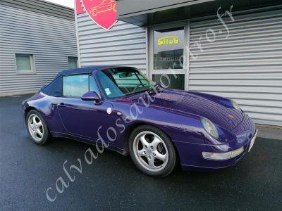 Porsche 911 CABRIOLET - <small></small> 56.900 € <small>TTC</small> - #3