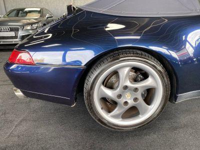 Porsche 911 Cabriolet Carrera 272cv Tiptronic - <small></small> 54.900 € <small>TTC</small>