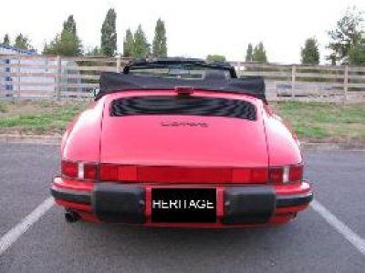 Porsche 911 Cabriolet G50 1987 - <small></small> 64.000 € <small>TTC</small>