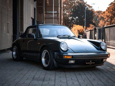 Porsche 911 CARRERA 3.2 CABRIO - <small></small> 67.000 € <small>TTC</small> - #1