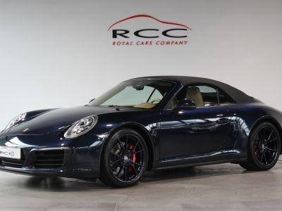 Porsche 911 Carrera 4S Cabriolet - <small></small> 123.900 € <small>TTC</small> - #1