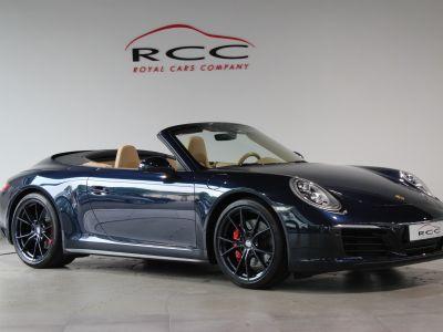 Porsche 911 Carrera 4S Cabriolet - <small></small> 123.900 € <small>TTC</small> - #11