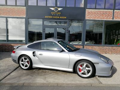 Porsche 911 COUPE (996) 420CH TURBO BV6 TECHART