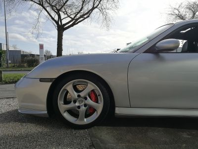 Porsche 911 COUPE (996) 420CH TURBO BV6 TECHART - <small></small> 53.000 € <small>TTC</small>