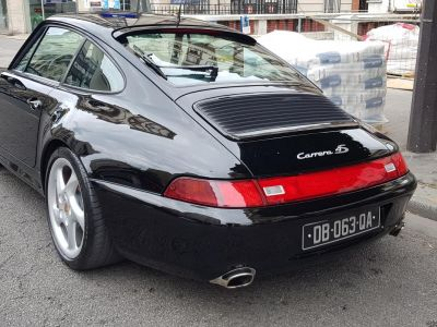 Porsche 911 Coupe Carrera 4S - <small></small> 89.900 € <small>TTC</small>
