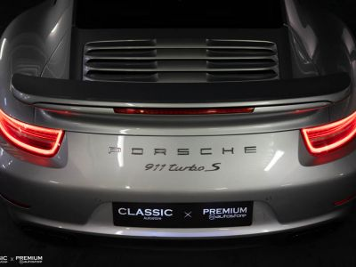 Porsche 911 Coupé Turbo S (type 991) - <small></small> 122.900 € <small>TTC</small> - #8