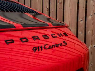 Porsche 911 ENDURANCE EDITION - FULL OPTION - BELGIAN - <small></small> 124.950 € <small>TTC</small> - #7