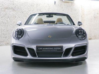 Porsche 911 PORSCHE 911 (991) (2) CABRIOLET 3.0 450 CARRERA GTS PDK - <small>A partir de </small>980 EUR <small>/ mois</small> - #7