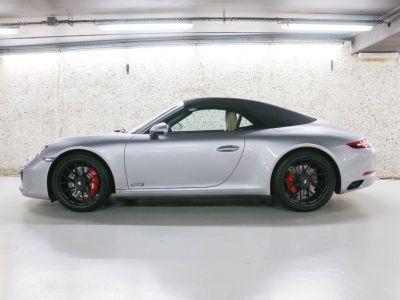 Porsche 911 PORSCHE 911 (991) (2) CABRIOLET 3.0 450 CARRERA GTS PDK - <small>A partir de </small>980 EUR <small>/ mois</small> - #10