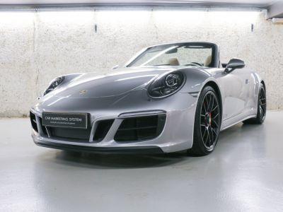 Porsche 911 PORSCHE 911 (991) (2) CABRIOLET 3.0 450 CARRERA GTS PDK - <small>A partir de </small>980 EUR <small>/ mois</small> - #5