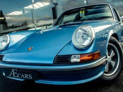 Porsche 911 S - TARGA - MANUAL - MATCHING NUMBERS - <small></small> 149.950 € <small>TTC</small> - #1