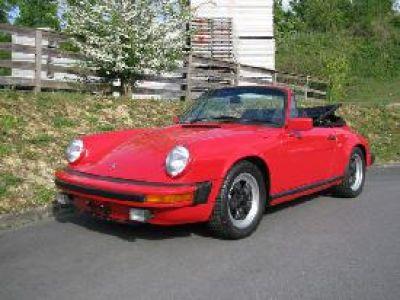 Porsche 911 SC Cabriolet 1983 - <small></small> 59.000 € <small>TTC</small> - #1