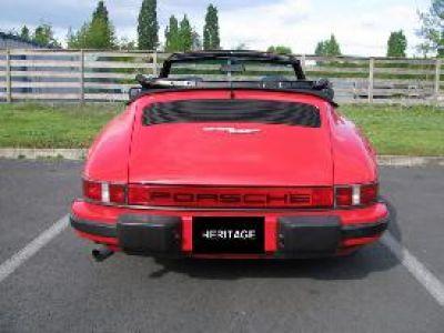 Porsche 911 SC Cabriolet 1983 - <small></small> 59.000 € <small>TTC</small> - #3