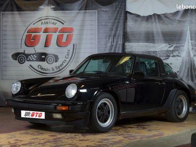 Porsche 911 Targa 3,2 boite g50 - <small></small> 50.990 € <small>TTC</small> - #1