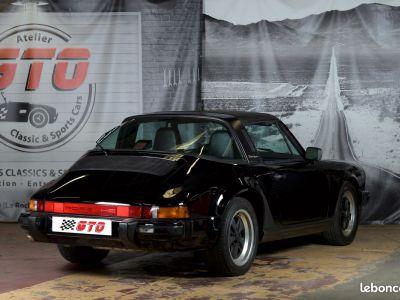 Porsche 911 Targa 3,2 boite g50 - <small></small> 50.990 € <small>TTC</small> - #3