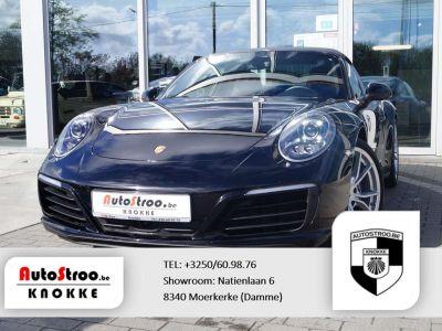 Porsche 911 Targa 4 3.0 991 phII NAVI ADAPT CRUISE SPORTUITLAAT - <small></small> 113.000 € <small>TTC</small> - #1
