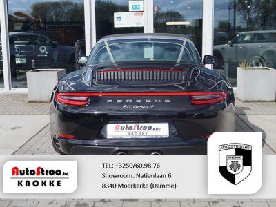 Porsche 911 Targa 4 3.0 991 phII NAVI ADAPT CRUISE SPORTUITLAAT - <small></small> 113.000 € <small>TTC</small> - #5