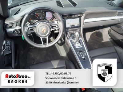 Porsche 911 Targa 4 3.0 991 phII NAVI ADAPT CRUISE SPORTUITLAAT - <small></small> 113.000 € <small>TTC</small> - #14