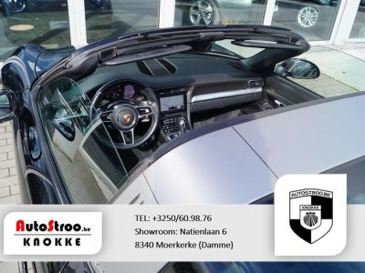 Porsche 911 Targa 4 3.0 991 phII NAVI ADAPT CRUISE SPORTUITLAAT - <small></small> 113.000 € <small>TTC</small> - #15