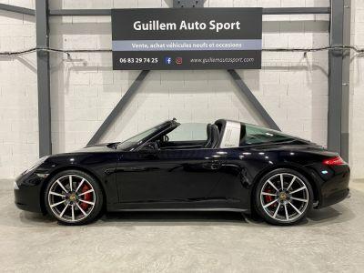 Porsche 911 Targa 4S 3.8i 400 PDK - <small></small> 114.900 € <small>TTC</small> - #6