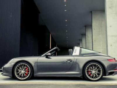 Porsche 911 TARGA 4S SPORT EXHAUST - 20' SPYDER WHEELS - <small></small> 119.950 € <small>TTC</small> - #4