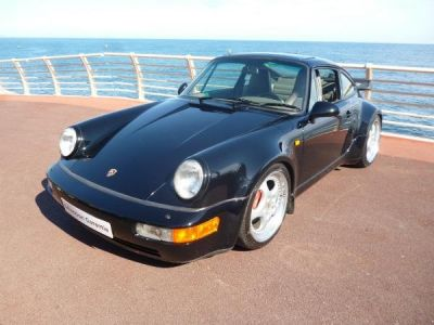 Porsche 911 Turbo 3.3 - <small></small> 119.500 € <small>TTC</small>