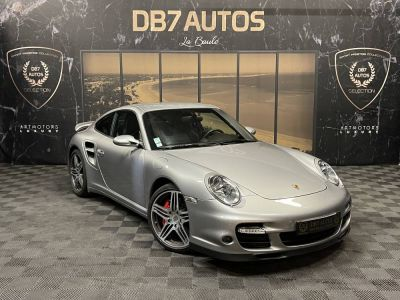 Porsche 911 TURBO COUPE 997 3.6i Turbo Tiptronic S A - <small></small> 74.780 € <small>TTC</small>