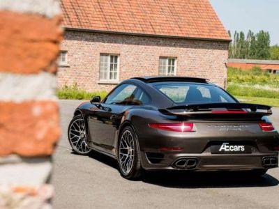 Porsche 911 TURBO S - AERO-PACK - 1 OWNER - BELGIAN CAR - <small></small> 119.950 € <small>TTC</small> - #5