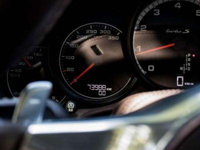 Porsche 911 TURBO S - AERO-PACK - 1 OWNER - BELGIAN CAR - <small></small> 119.950 € <small>TTC</small> - #7