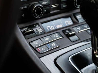 Porsche 911 TURBO S - AERO-PACK - 1 OWNER - BELGIAN CAR - <small></small> 119.950 € <small>TTC</small> - #13