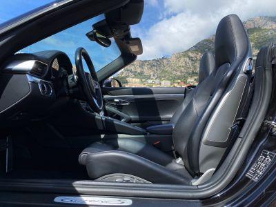 Porsche 911 TYPE 991 CARRERA S CABRIOLET PDK 420 CV - MONACO - <small>A partir de </small>1.190 EUR <small>/ mois</small> - #6