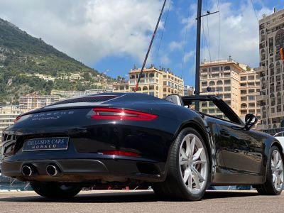 Porsche 911 TYPE 991 CARRERA S CABRIOLET PDK 420 CV - MONACO - <small>A partir de </small>1.190 EUR <small>/ mois</small> - #14