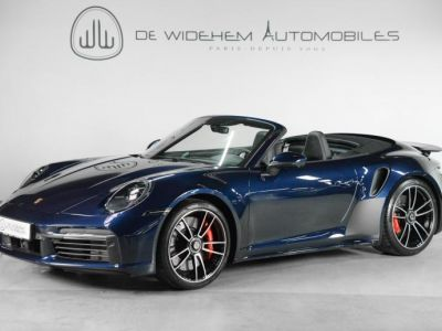 Porsche 911 TYPE 992 3.8 TURBO CABRIOLET 580 - <small></small> 245.000 € <small>TTC</small> - #1