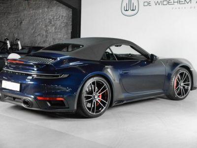 Porsche 911 TYPE 992 3.8 TURBO CABRIOLET 580 - <small></small> 245.000 € <small>TTC</small> - #12